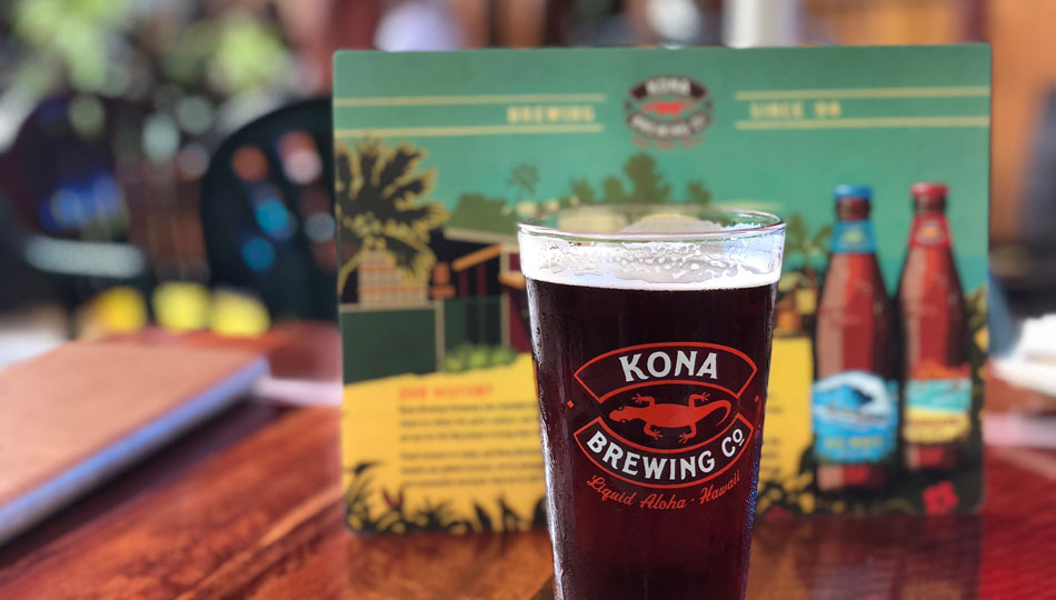 A Shout Out to Our Sudsy Sponsor, Kona Brewing Company!