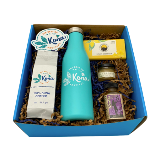 Best of Kona Festival Gift Box Supports Island Farmers